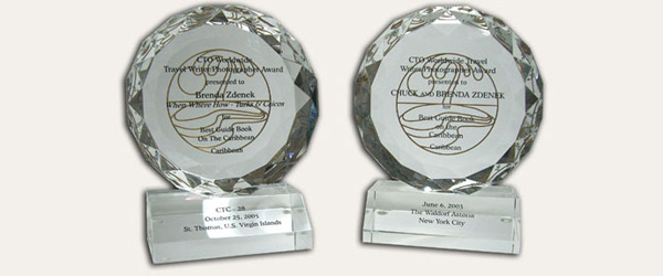 Awards for Where When How - Turks & Caicos Islands magazines.