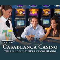 casablanca casino the real deal table games providenciales turks caicos islands