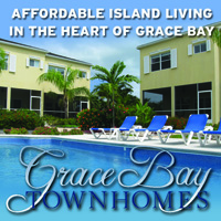 grace bay townhomes rentals sales inthe heart of grace bay providenciales turks caicos islands