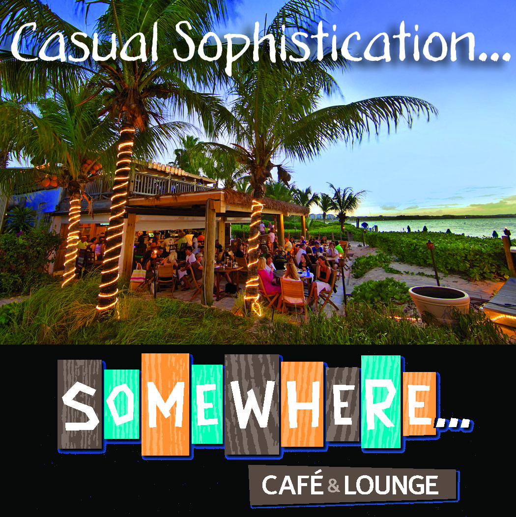 somewhere cafe tequila happy hour tex mex grace bay beach providenciales turks caicos