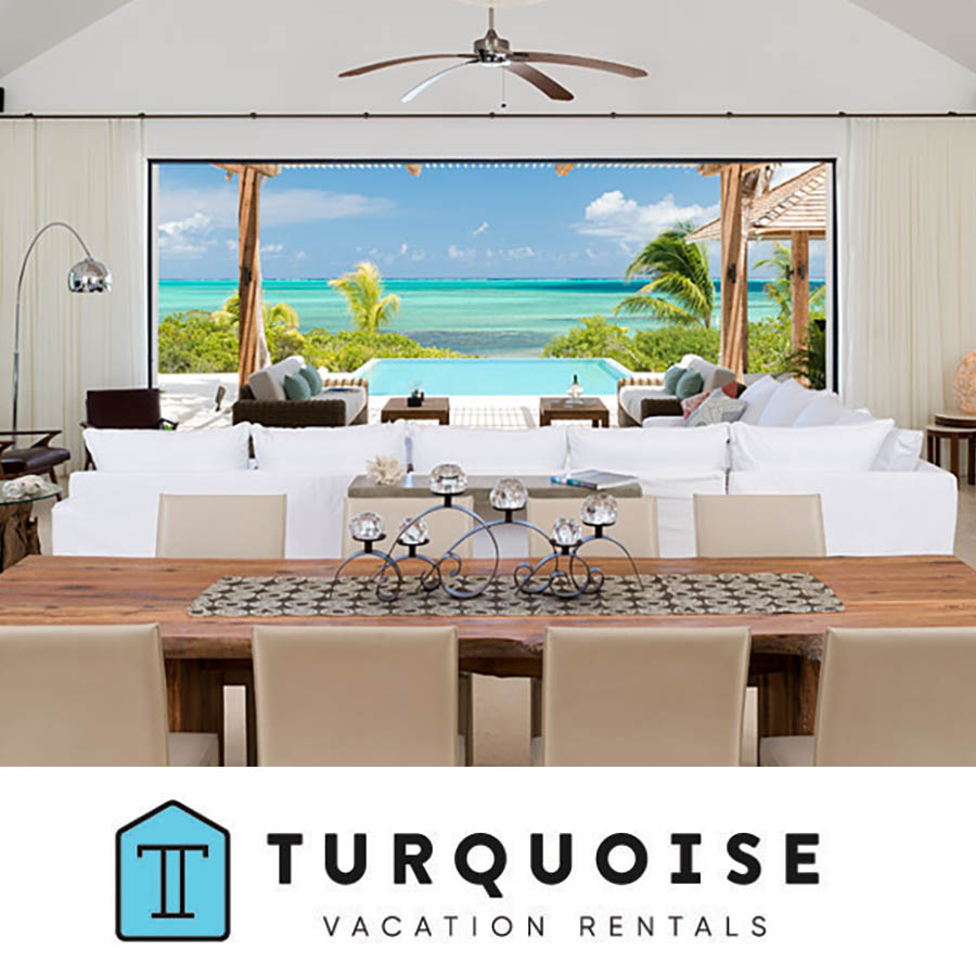 luxury beach vacation villas turks caicos islands