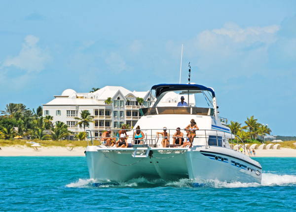 A photograph of the Caribbean Cruisin excursion, Providenciales (Provo), Turks and Caicos Islands.
