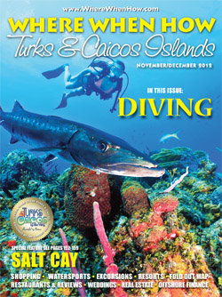 Read our November / December 2012 issue of Where When How - Turks & Caicos Islands magazine!