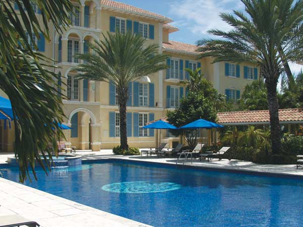 A Photograph Of The Tuscany Grace Bay Beach Providenciales Provo Turks