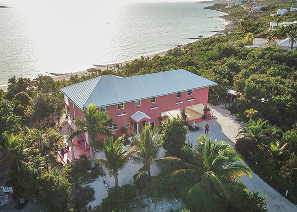 A photograph of Villa Tropidero, Providenciales (Provo), Turks and Caicos Islands, British West Indies
