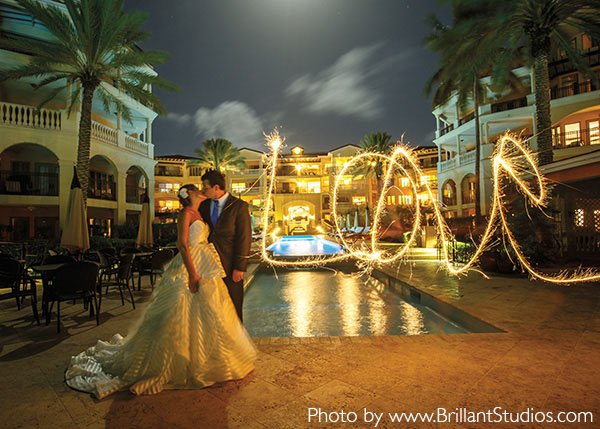 A photograph of the wedding of Stacey Gdula and Brian Smith married on Grace Bay Beach at The Somerset, Providenciales (Provo), Turks and Caicos Islands