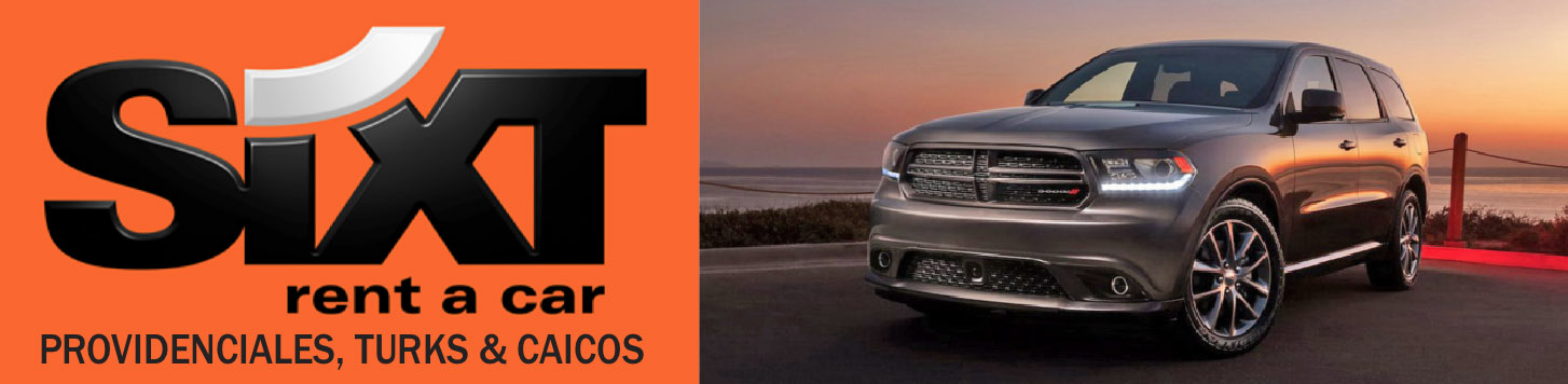 Sixt Rent A Car, Providenciales Airport, Turks and Caicos Islands