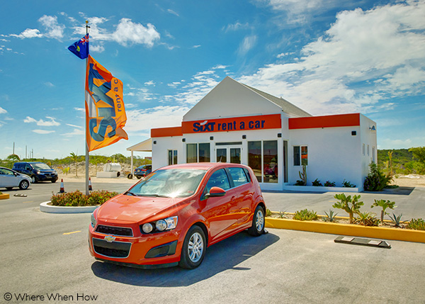 A photograph of Sixt Rent A Car, Providenciales, Turks and Caicos Islands